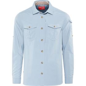 Craghoppers NosiLife Adventure II Longsleeved Shirt Men fogle blue